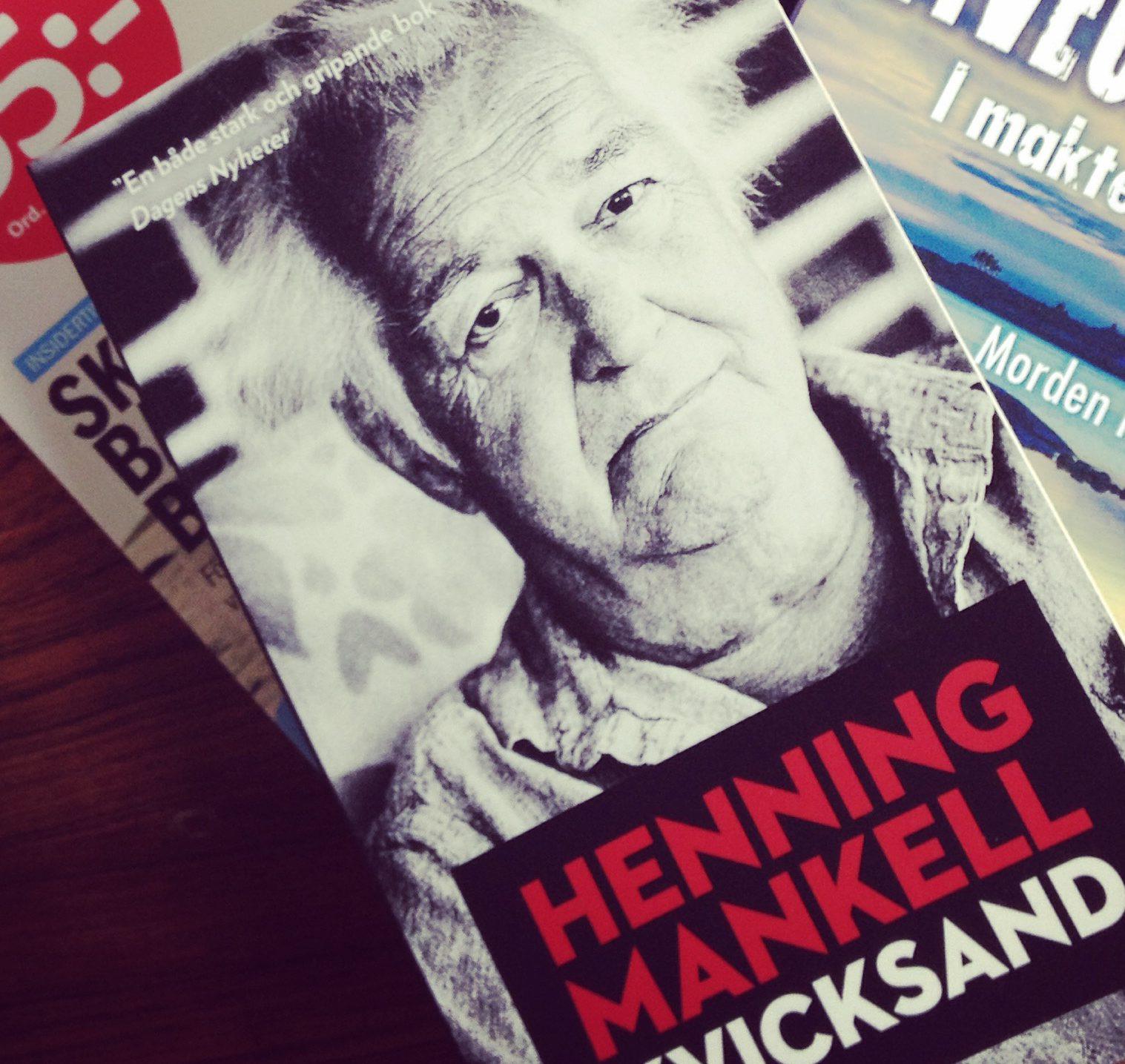 Mankell | schokotexte.de